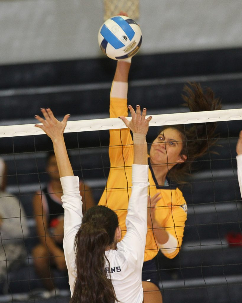 WNCC volleyball wins 17th straight, sweeps Trinidad