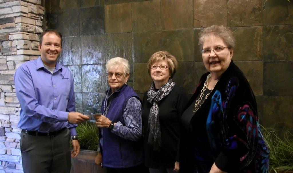 Charity Poker Tournament raises over $10k for local Alzheimer's organization