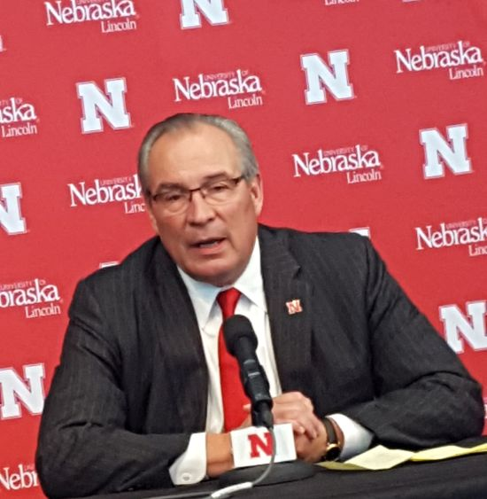 Huskers AD committed to finding 12th game after cancellation