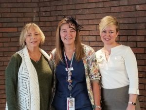 (VIDEO & AUDIO) Wendland recognized for going above and beyond