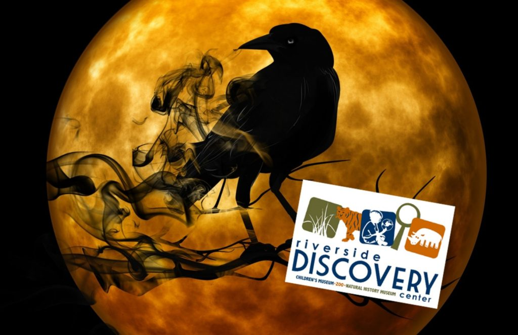"Riverside Discovery Center ""Scaring"" up a fun October"