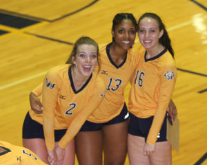 WNCC sweeps Trinidad for 27th win of season