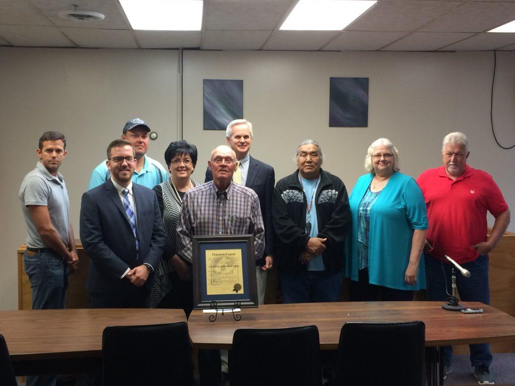 (AUDIO) Thurston County Designated as Livestock Friendly