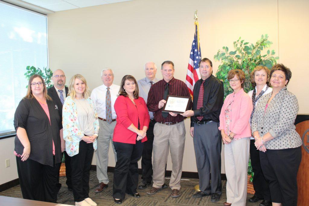 Platte Valley Bank Receives Lender Honors from USDA Rural Development