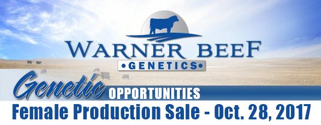 Warner Beef Genetics