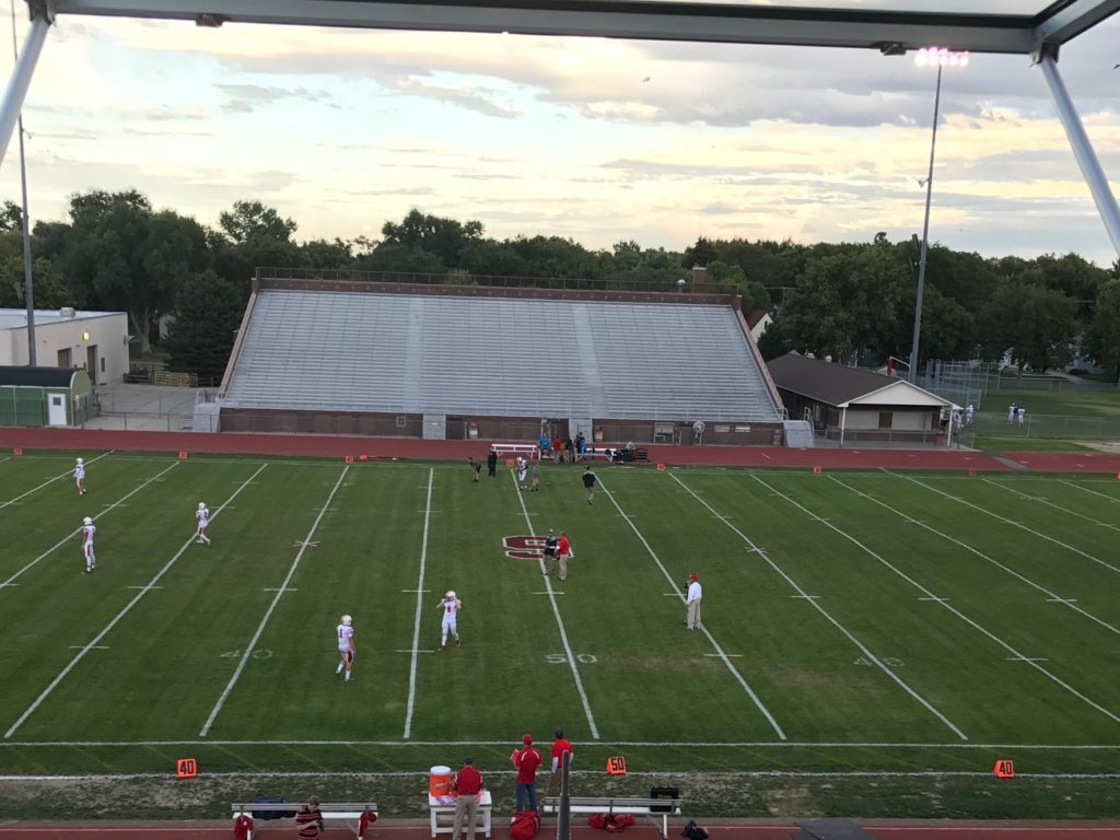 (AUDIO) Scottsbluff set to open postseason against Blair