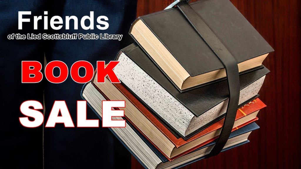 Annual Friends of Library book sale this weekend