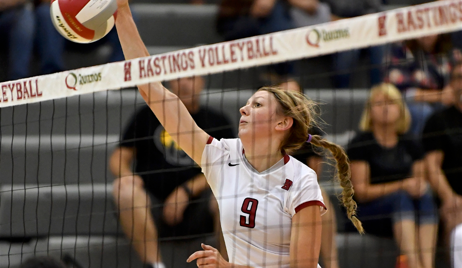 Hastings College Wins On The Road Over Midland