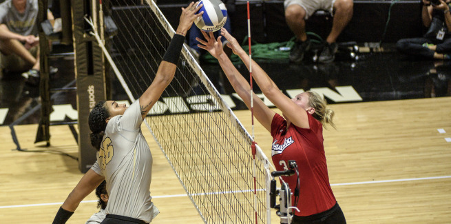 Huskers Earn Road Win at No. 16 Purdue, 3-1