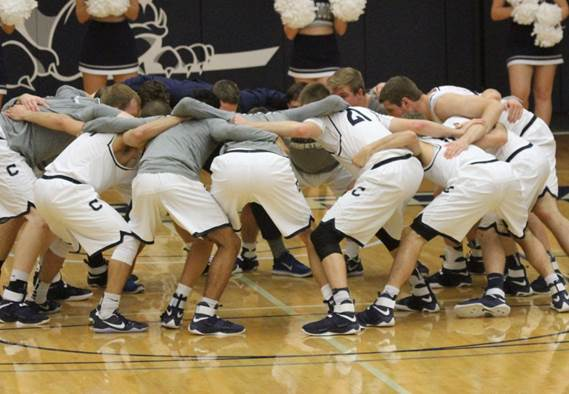 Men's basketball pegged eighth in GPAC preseason poll