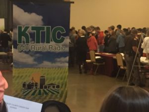 (Audio) Job Fair In West Point Kicks Off With Area Seniors In Attendance