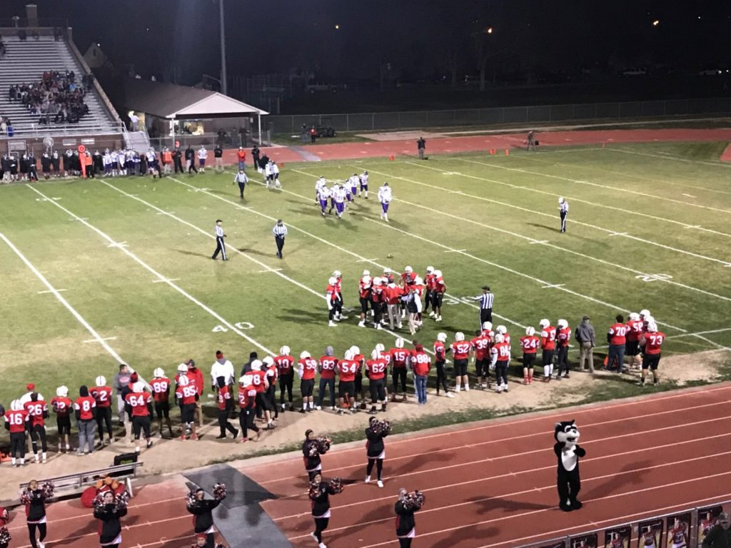(AUDIO) Scottsbluff plays great in playoff win over Blair