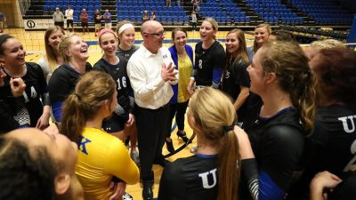 Squires Wins 600th Match At UNK