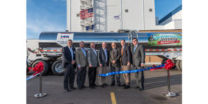DFA celebrates opening of new plant