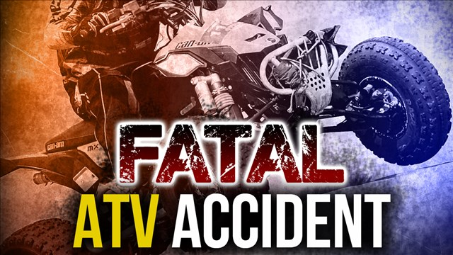 South-central Nebraska authorities say ATV crash killed boy