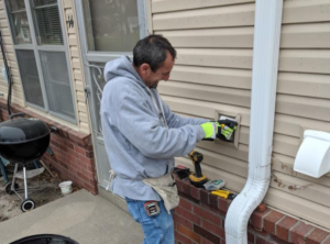 BVCA offers weatherization services to keep cold air out of your home and money in your pocket