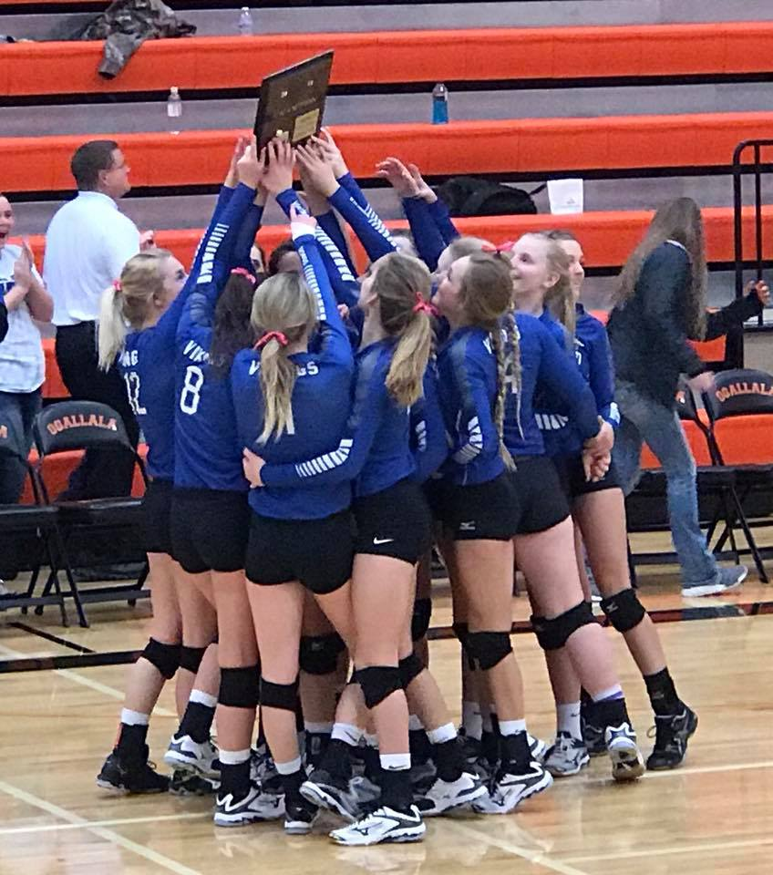 (Audio) Bertrand Headed Back To State Volleyball