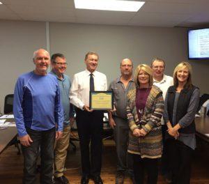 Alma Recognized as NE's 19th Leadership Certified Community