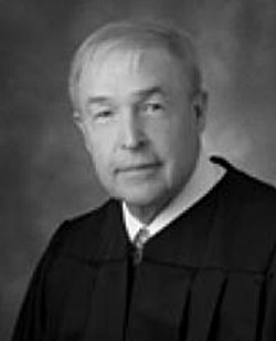 County Court JudgePatrickMcDermottto RetireJanuary 31, 2018