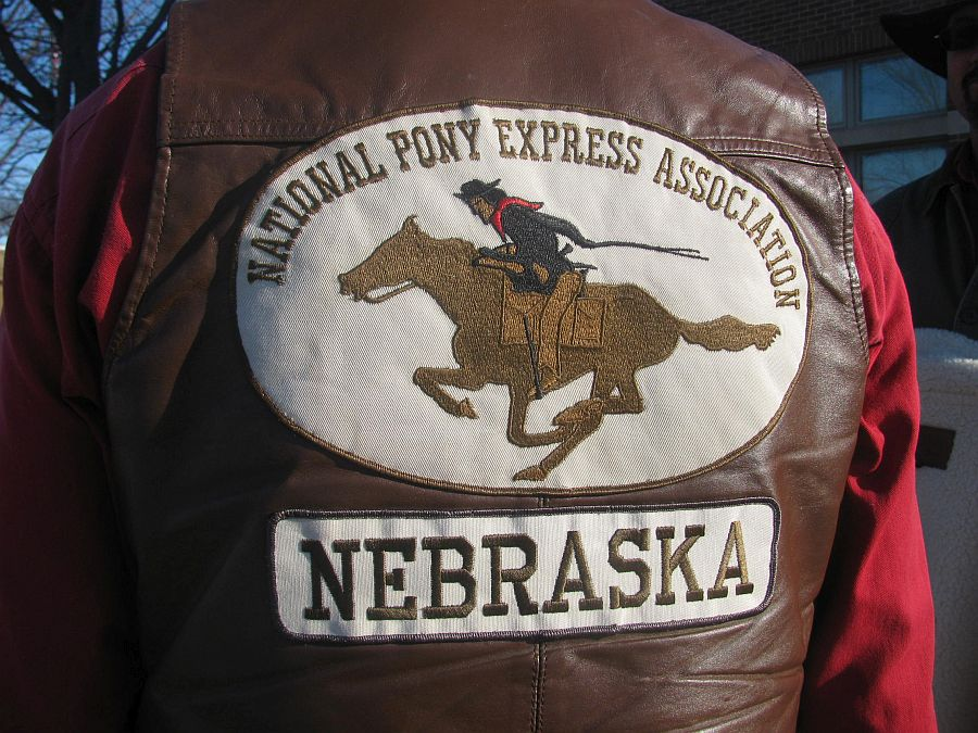 Pony Express rides set at Nebraska state historical parks