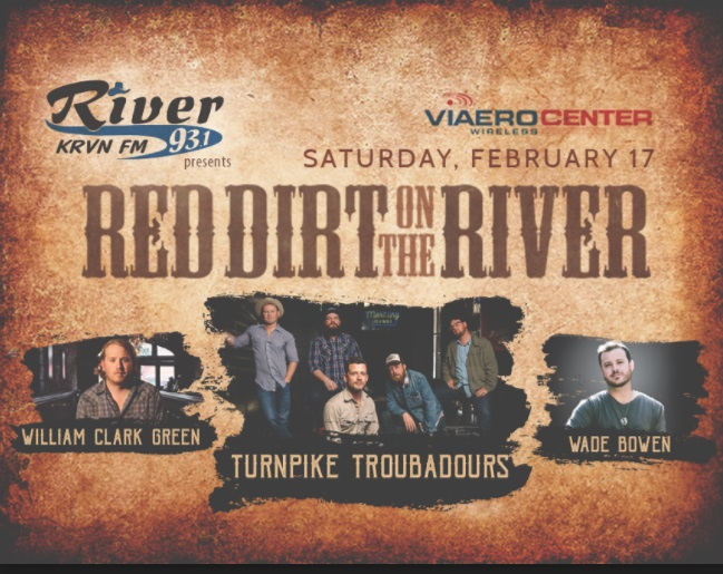 Red Dirt On The River Returns!