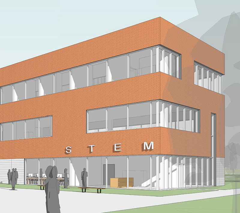 UNK to show 'STEM' building plans for first time Monday