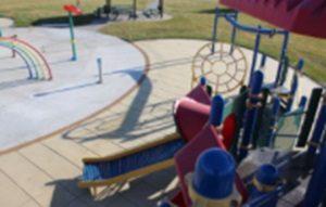 Playground Re-Opened at Yanney Park