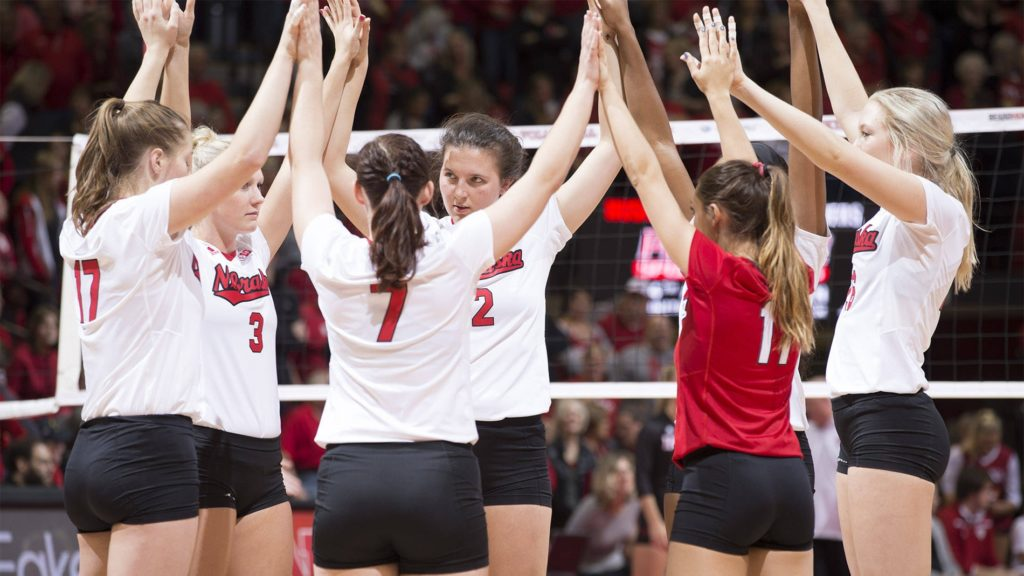 Huskers Selected as No. 5 National Seed; Host Stony Brook in First Round