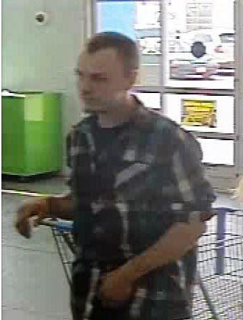 York Police Department Investigates Shoplifting Theft at Walmart