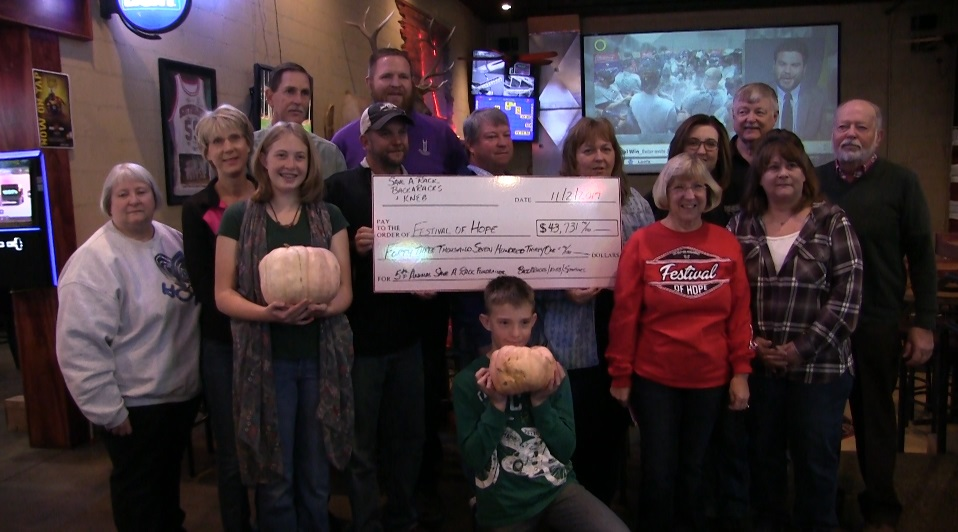 More than $43,000 raised for Festival of Hope during 5th Annual Save A Rack fundraiser