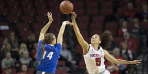Creighton Too Much For Huskers