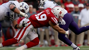 Huskers Prepare for Triple Threat