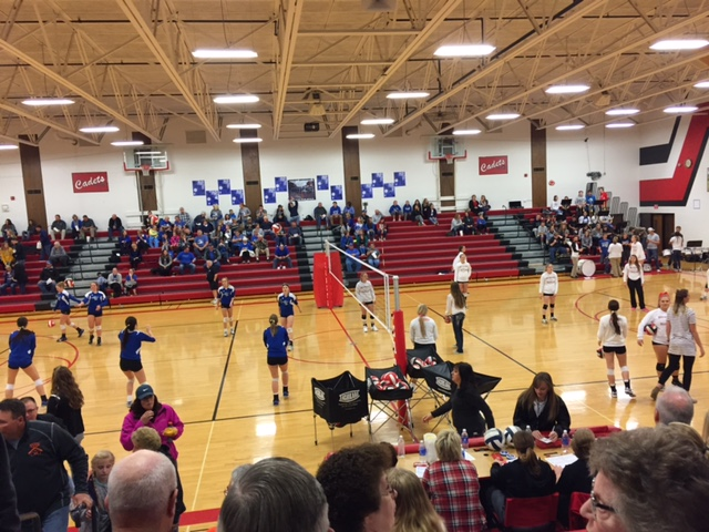 (AUDIO) North Bend Central sweeps Wayne in C1-4 District Final to earn return trip to State