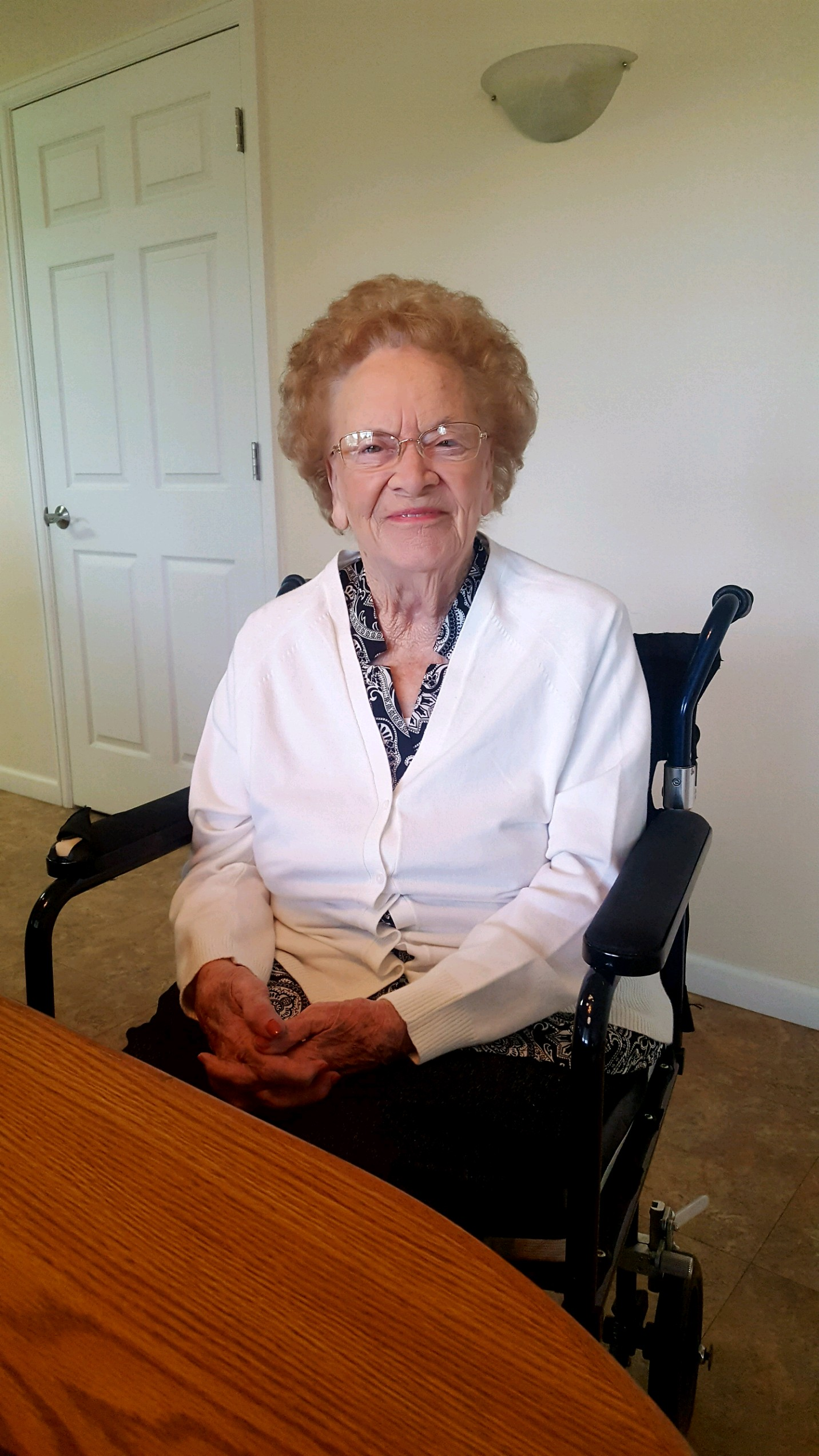 Ileen M. Magers, 91, Gering