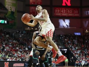 Huskers Fall at St John's