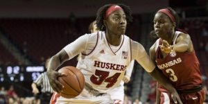 Husker Women Shut Door on Razorbacks