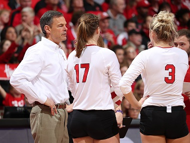 Nebraska Volleyball Announces Four Signees