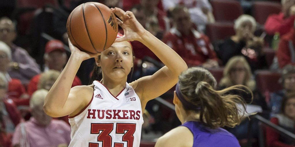 Minden Native Leads Huskers In Exhibition Win