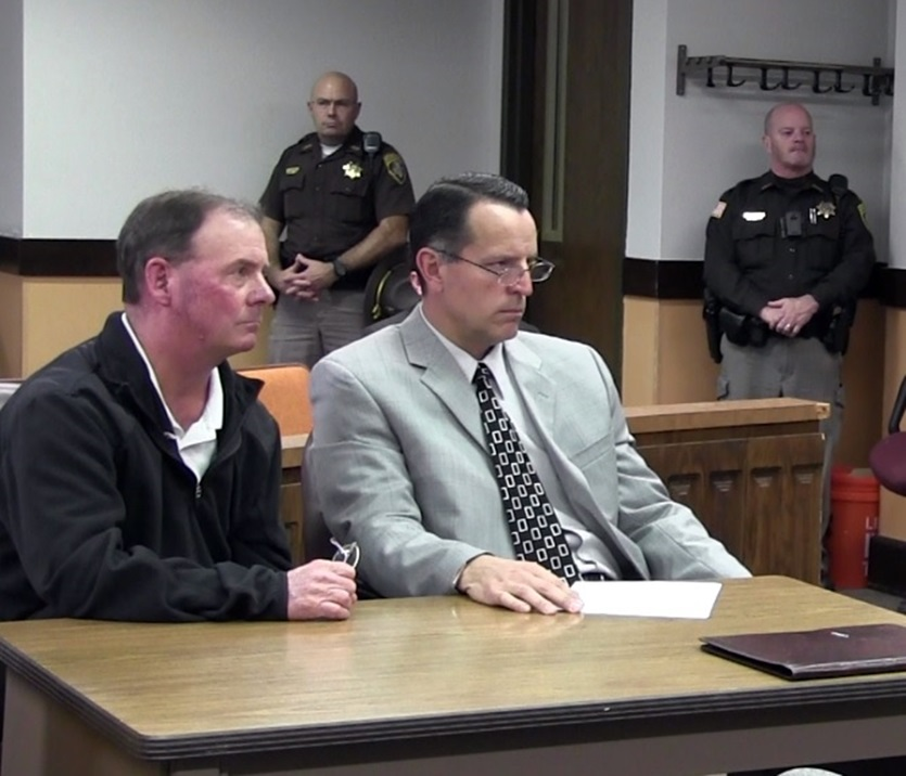 Klein sentenced to 24 to 32 years in prison
