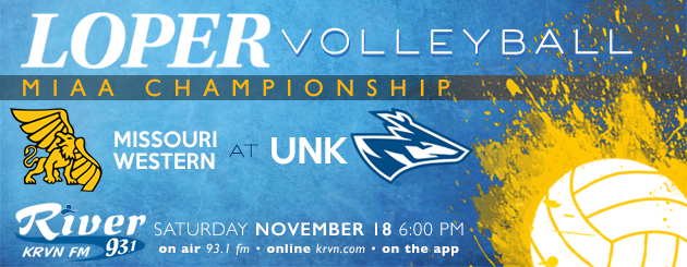 UNK Volleyball