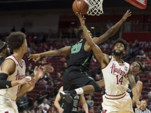 Copeland Leads NU To Win