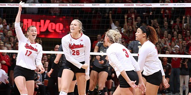 Huskers Fight Past Purdue for 3-1 Win
