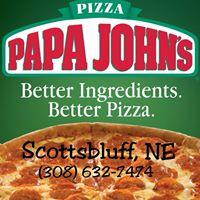 Scottsbluff Papa Johns to close Sunday night