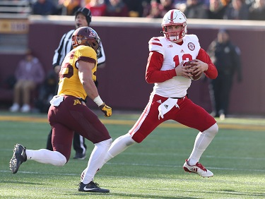 O'Brien, Huskers Putting in Work for Penn State