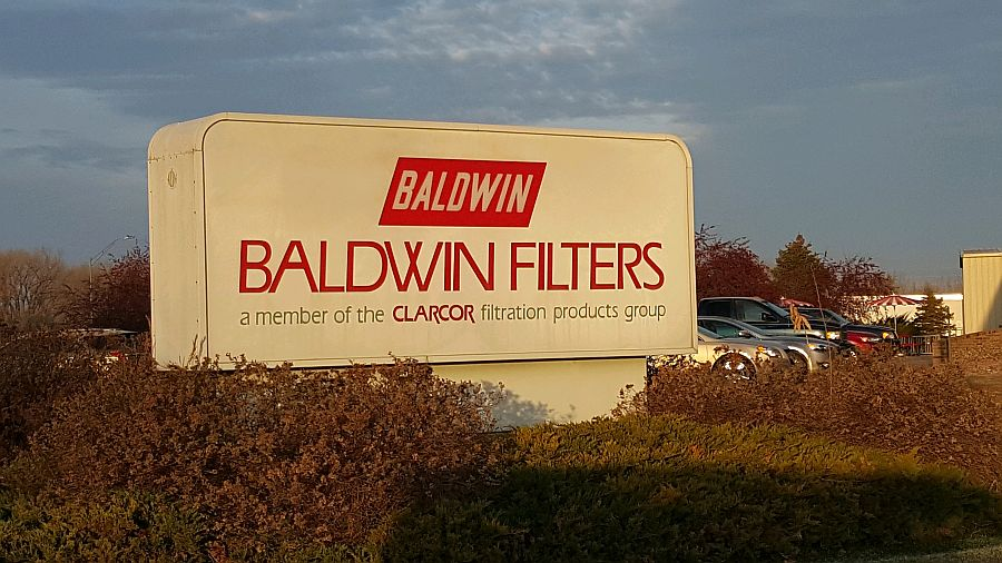 City Admin: Replacing Baldwin Filters impact will be tough
