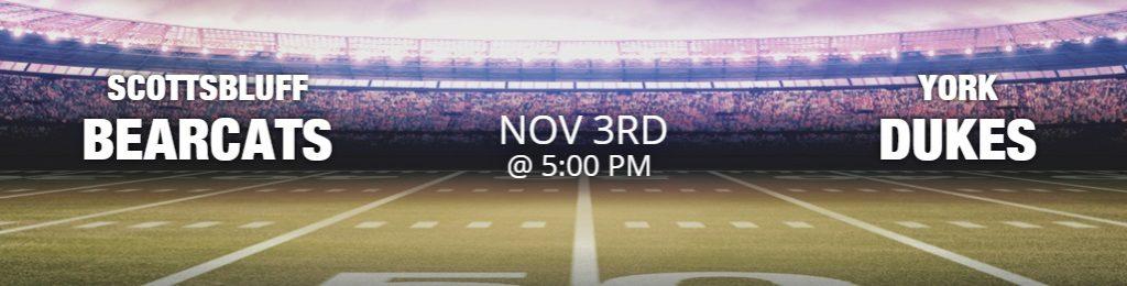 Watch the Scottsbluff Bearcats take on the York Dukes tonight on KNEB.tv