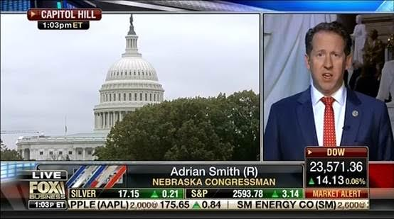 "Smith: ""We cannot let this (tax reform) opportunity pass us by"""