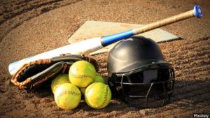 Midland Softball sweeps Hastings