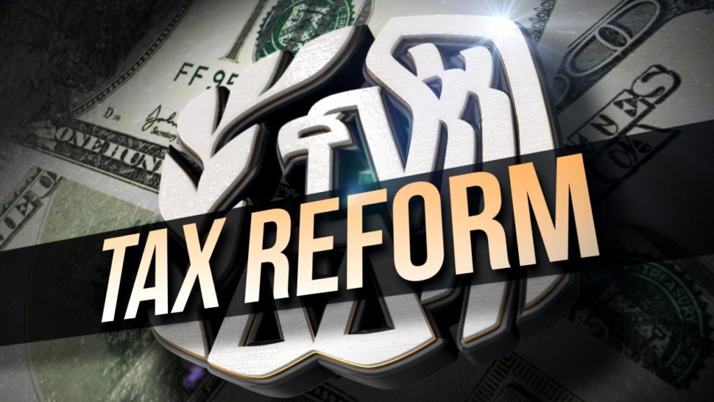 Smith Praises Introduction of Tax Reform Bill