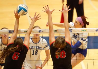 (Audio) Lopers Fight Off Jennies In MIAA Tournament